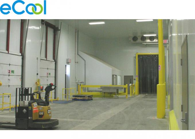-15 C ~ -25 C Low Temperature Cold Room Warehouse For Packed Frozen Food