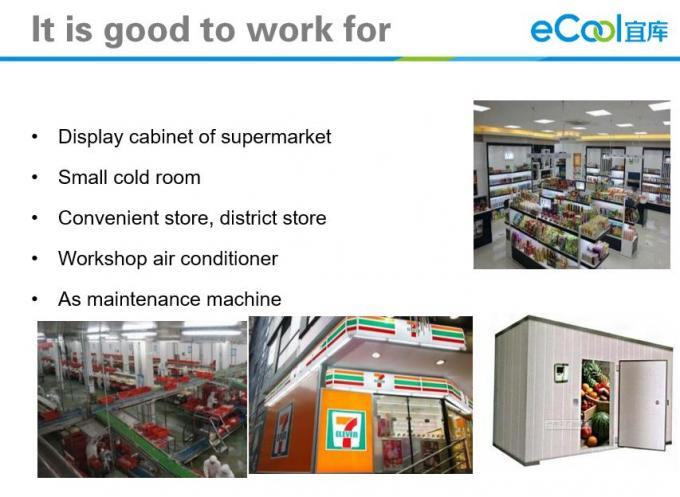 3Hp Frequency Conversion Condensing Unit forfreezer,  Air Conditioner, Convenient store