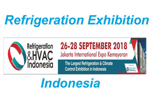 2018 Refrigeration &HAVC Exhibition in Indonesia