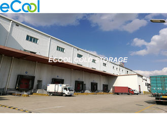 Food Fresh Keeping Cold Storage Logistics , 15000 Tons Cold Storage Transfer