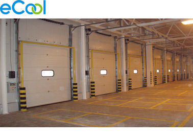 EMP10 Industrial Cold Storage , 4000 Tons Cold Meat Storage With Quick Freezing Rooms