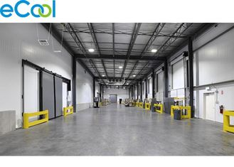 Big Volume Frozen Food Storage Warehouse Low Temperature For Blast Freezing Sweet Dumplings