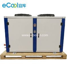 Low Noise Freezer Condensing Unit For Industry Freezer 10kw~100Kw