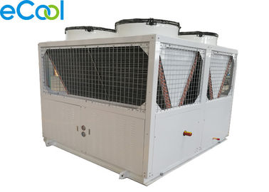 High Temperature Bitzer 50HP Compressor Condensing Unit For Industry Freezer