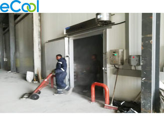 Low Noise Energy Saving Cold Room Warehouse Air Cooled For Seafood Storage