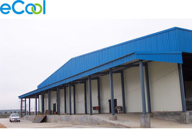 Energy Saving Cold Storage Of Fruits And Vegetables With CO2 Air Control