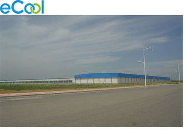 Cold Room Storage Warehouse For Frozen Seafood/ Seafood Processing Factory Freezer
