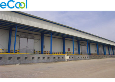 3000 Tons Cold Room Warehouse Remote Control For Fruit Juice And Fresh Pears Storage