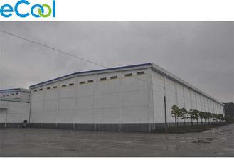 -18 C Refrigeration Cold Room Warehouse , EPC8 Finished Dry Freezing Products Cold Storage
