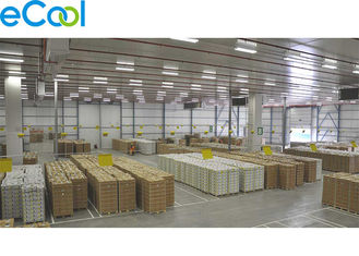 Air Controlled Cold Storage Of Fruits And Vegetables +15º C ~ + 0º C
