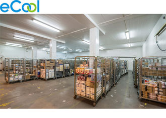 Wonderful Industrial Refrigeration Food Storage Warehouse With Colored Steel For  Prepared Food