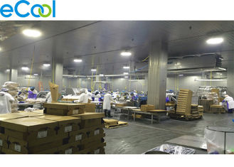 Large Freezer Storage Warehouse / Warehouse Refrigeration Systems -18C~-20 ℃