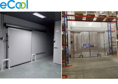 PU Sandwich Panel For Cold Storage / Refrigeration Modular Cold Room Panels