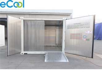 PUR Panel Assembling Mini Cold Storage Below 100 Tons For Fresh Keeping Fruits