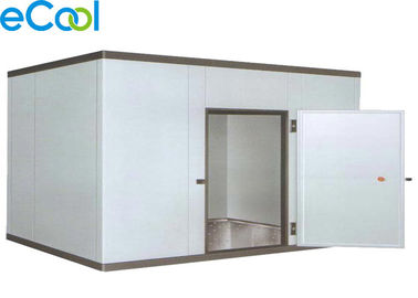 Mini Restaurant Commercial Cold Storage , PU Panel Walk In Refrigerator