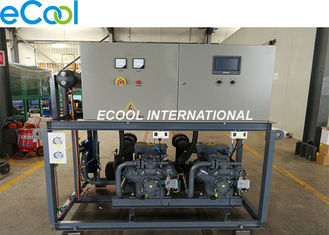 EPBH2-25 Refrigeration Compressor Unit , Commercial Fridge Compressor Unit