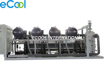 720HP Screw Parallel Refrigeration Machine /Compressor Unit for Cold Storage