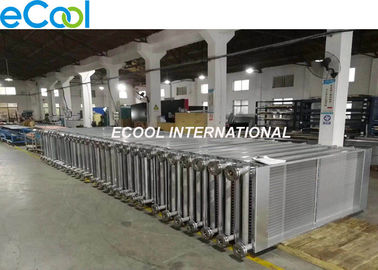 Anti Corruption Refrigeration Heat Exchanger 12m Max Length 2.7m Max Width