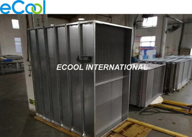 Tailored Fin And Tube Heat Exchanger Condenser Core Suit Common / Special Coolant
