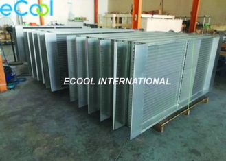 Stainless Steel Coling Coil / Fin And Tube  Heat Exchanger for Pollution Gas Recovery System