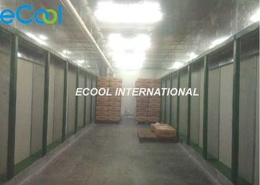 Remote Control Cold Storage Of Fruits And Vegetables Galvanized Steel Panel