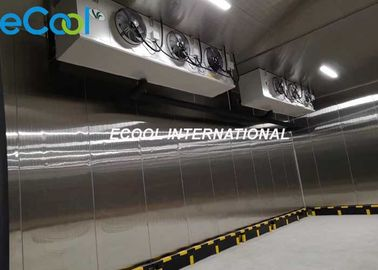 Anti Fog Industrial Cold Room Warehouse With Coolroom Sandwich Panel