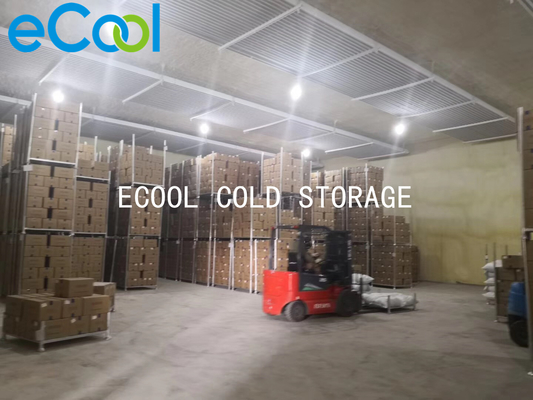 Commercial Cold Storage Of Fruits And Vegetables With Insulated Sandwich Panels