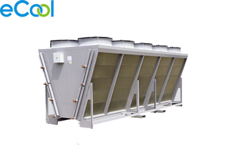 Remote Residential Condensing Unit , Commercial Refrigerator Condenser