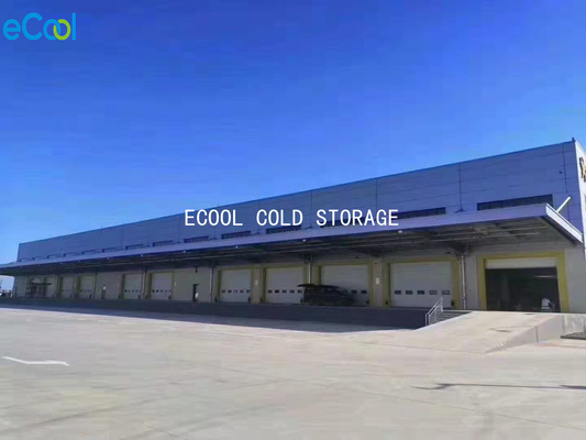 Multi Function Cold Room Warehouse  Refrigeration For Food Processing And Storage