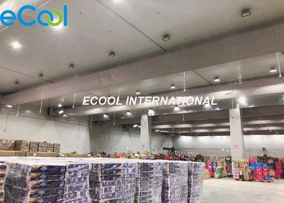 Commercial Cold Storage Of Fruits And Vegetables Without Racking 0 C ~ 10 C