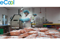 PU Panel Low Temperature Cold Room For Meat Storage Or Sausage Producing