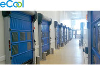 Air Cooler Frozen Food Refrigeration Storage PU Panel Assembling Warehouse