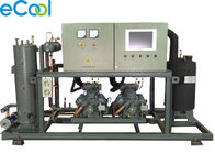 China Cold Storage Warehouse Refrigeration Compressor Unit EPBH2-30 With PLC factory