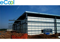 China Steel Structure Cold Storage Of Fruits And Vegetables , Cold Storage For Sweet Potatoes Preservation factory