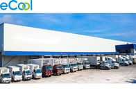 Flexible Fixing Multipurpose Cold Storage With Electrical Control System