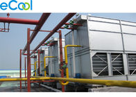 Air Cooled Evaporative Air Cooled Condenser , Cold Storage Parts 380V 50HZ