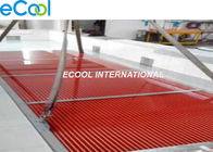Fin Condenser Coil Type Heat Exchanger , Evaporator Air Cooled Heat Exchanger