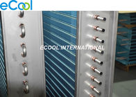 Stainless Steel Custom Finned Coil Heat Exchanger For Evaproator Condenser Radiator