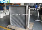 2.7m Max Width Fin And Tube Heat Exchanger High Corrosion Resistance