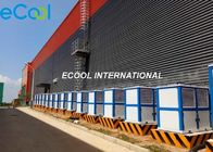 China 2000 M2 Refrigerated Storage Rooms / Custom Made Industrial Food Storage factory
