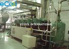 China Polyurethane Panel Food Cold Storage Systems / Logistics Industrial Cold Storage factory