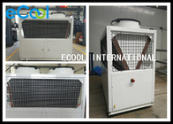 China Outdoor Air Conditioning Condenser Unit / Quiet Central Air Condenser Unit factory