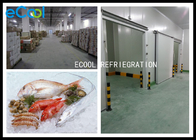 Low Temperature Frozen Food Storage Warehouses For Seafood -50C~-60C