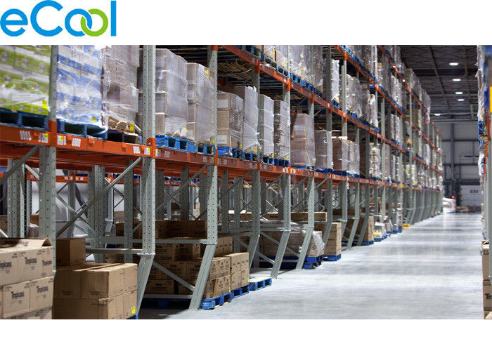 Custom Size Modern Rack  Logistics Cold Storage For Large Cargo  Trading And Distribution