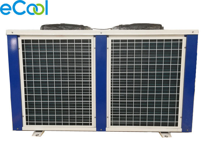 R404a 10HP Compressor Condensing Unit High Temperature 42kw ~ 85Kw