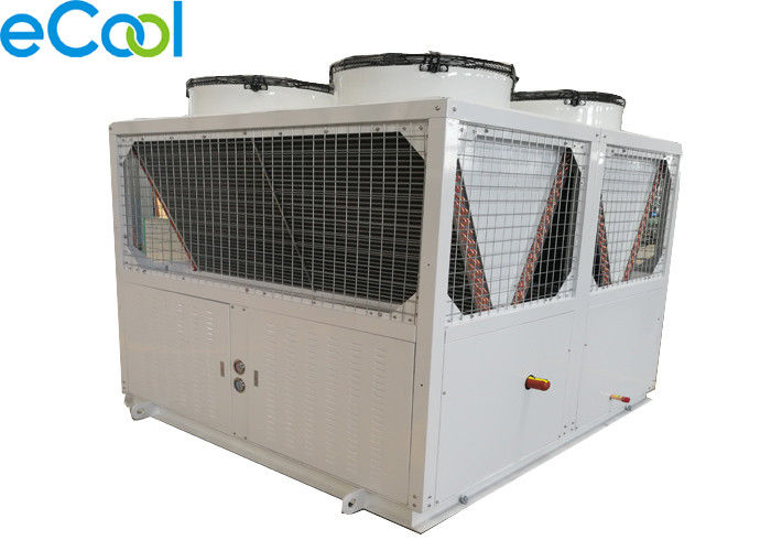 Industrial Piston Freezer Condensing Unit  ,  High Temperature 25HP Condensing Unit