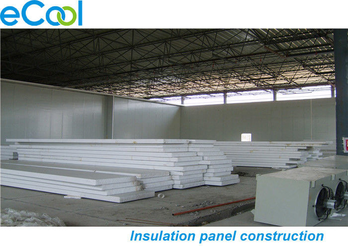 High Tensile Strength Cold Storage Panels For Insulation Warehouse