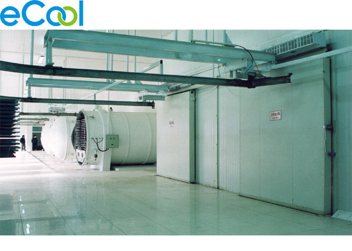 Personalized Multipurpose Cold Room Storage For Freeze - Dried Vegetables Processing