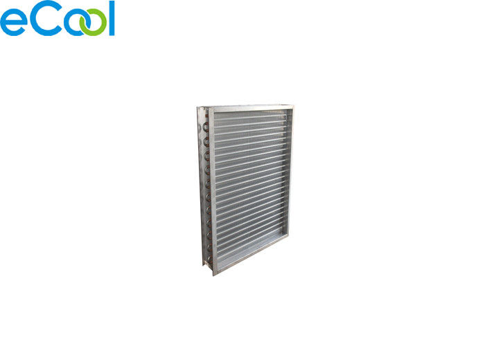 Stainless Steel Fin And Tube Heat Exchanger , Tube And Fin Coil Evaporator Components