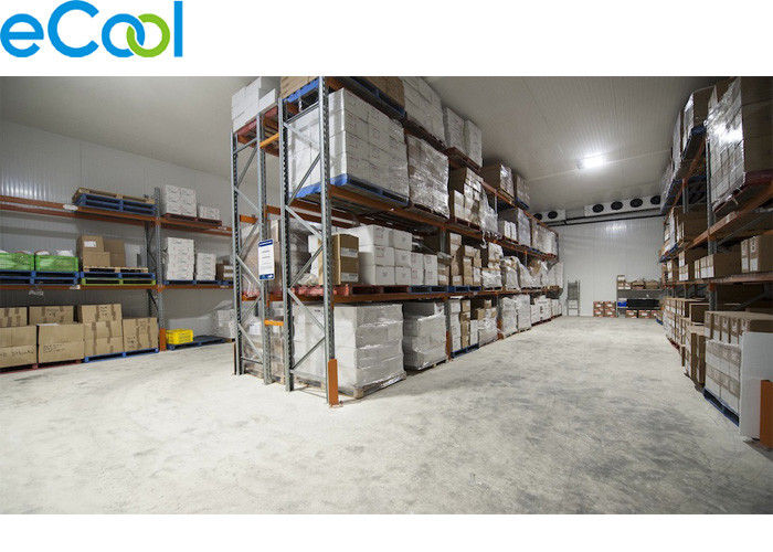 Electric Frozen Food Warehouse / Cold Refrigerated Storage Facilities